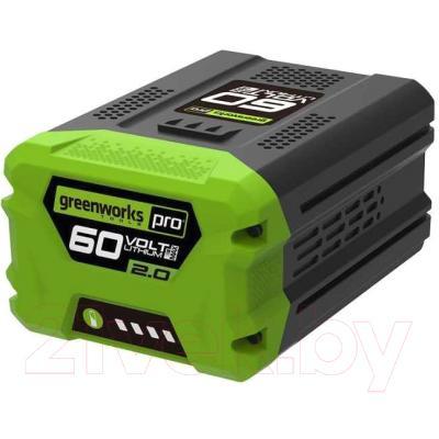 Аккумулятор для электроинструмента Greenworks G60B2