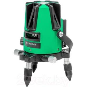 Лазерный нивелир ADA Instruments 3D Liner 4V Green / A00531