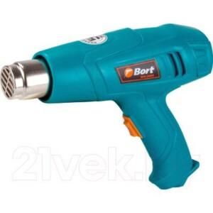 Строительный фен Bort BHG-2000X