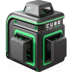 Лазерный нивелир ADA Instruments Cube 3-360 Green Professional Edition / A00573