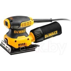 Профессиональная виброшлифмашина DeWalt DWE6411-QS