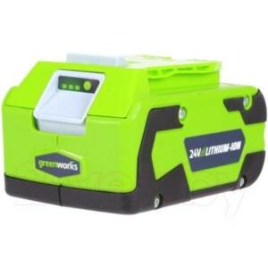 Аккумулятор для электроинструмента Greenworks G24B4