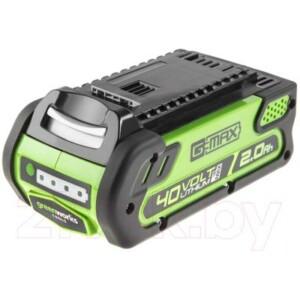 Аккумулятор для электроинструмента Greenworks G40B2