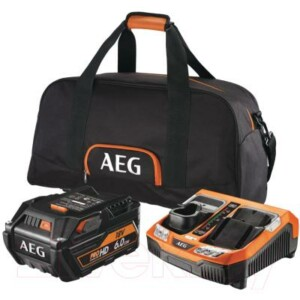 Аккумулятор для электроинструмента AEG Powertools SETL1860RHDBLK